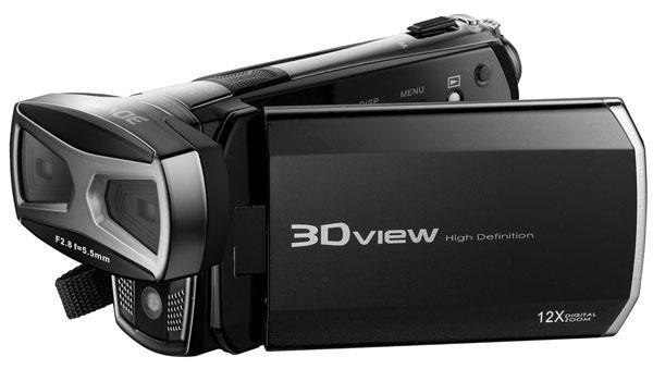 DXG-5F9V makes home video memories a 1080p HD affair, 3D glasses not required