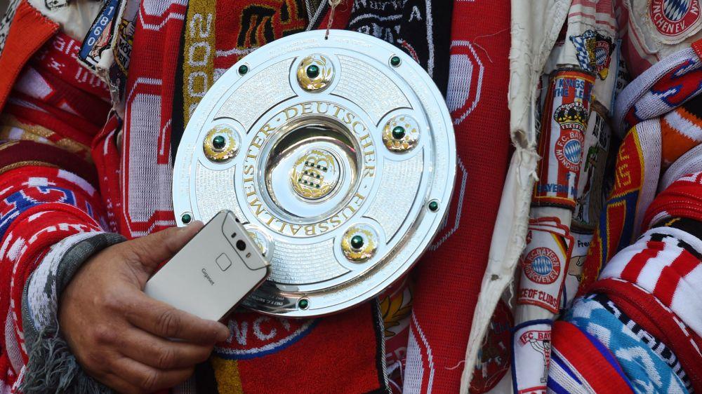 So wird der FC Bayern am 31. Spieltag Meister