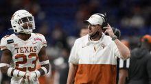 Bears hire former Texas coach Herman to work on Nagy's staff