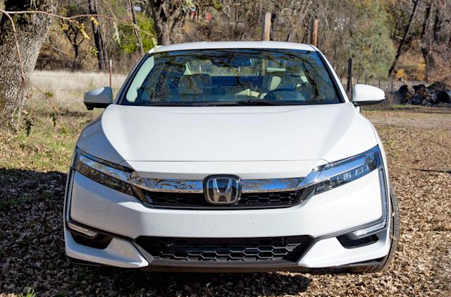 Honda's Clarity Plug-In Hybrid is a luxury car at a bargain price