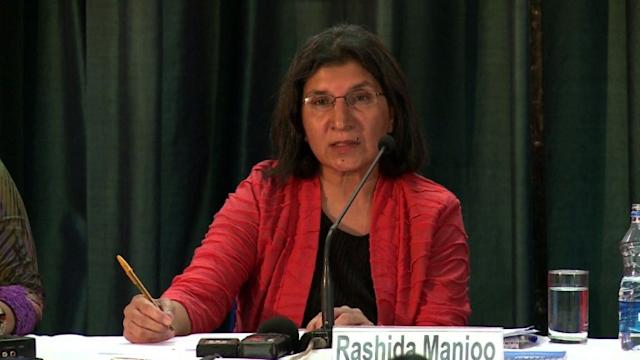 UN condemns violence against women in India