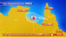 Queensland's 'zombie cyclone' may reform