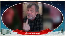 Mark Hamill and others send Donald Trump naughty holiday wishes