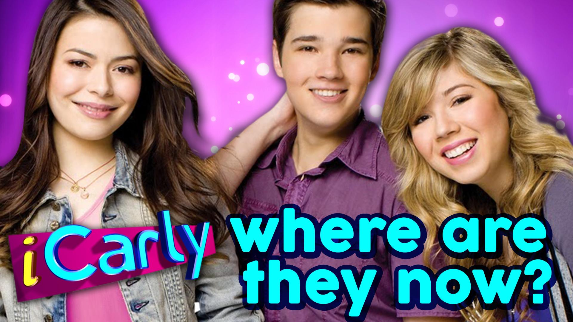 I Carly Cast: ICarly Cast: Where Are They Now? [Video]