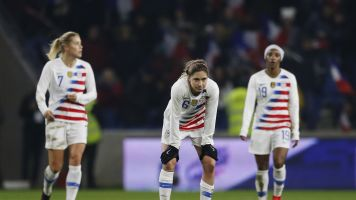 What to make of the USWNT's ugly loss?