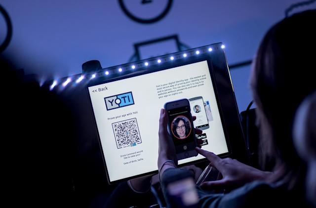 Bournemouth bars have begun accepting a smartphone app as ID