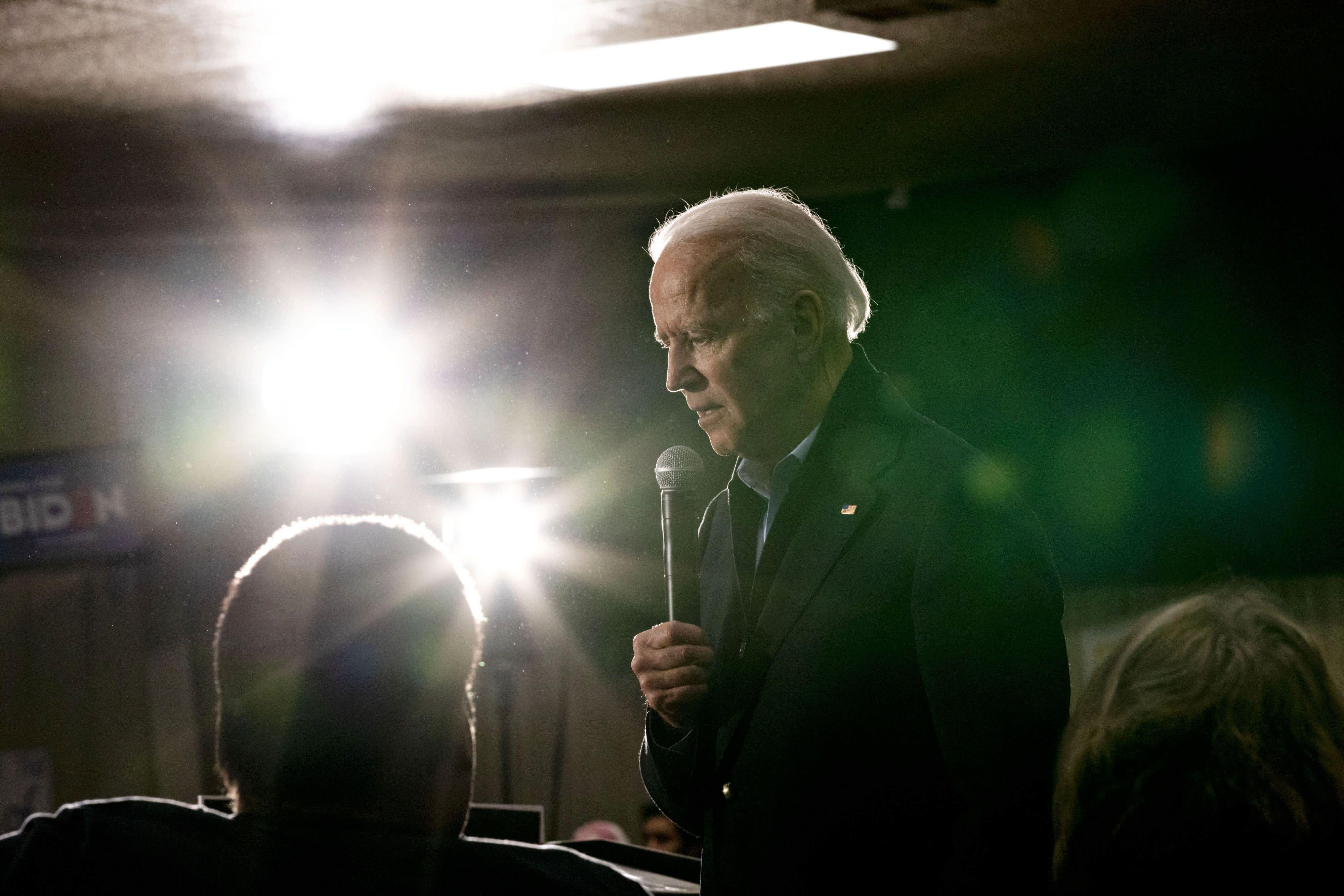 Joe Bide's testy response to NBC question about Hunter's dealings in Ukraine