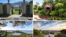 Playscapes, geometric pools and roof gardens: Award-winning gardens, in pictures