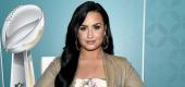 Demi Lovato. (Getty Images)