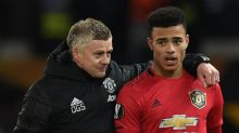 'He needs to learn how to head a ball': Manchester United boss Ole Gunnar Solskjaer on Mason Greenwood's fatal flaw as a striker