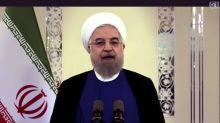 Irán usa tono desafiante en la asamblea de la ONU