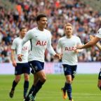 Away specialists Tottenham mark Premier League first with West Ham victory