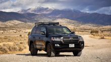 2020 Toyota Land Cruiser Heritage Edition First Drive   Backcountry birthright