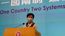 Hong Kong leader calls out 'double standards' on national security, points to U.S.