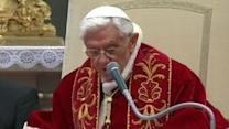 Pope Benedict to Resign, Vatican Says