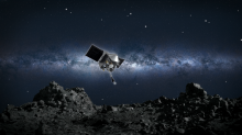 Aerojet Rocketdyne Propulsion Powers OSIRIS-REx Asteroid Sample Collection