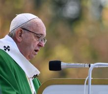 Pope honours victims of Holocaust, Soviet terror in Lithuania