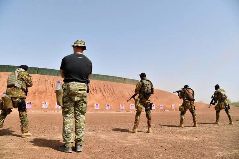 Some 2,000 US soldiers conduct training missions 40 African countries, including here in Mali