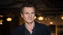 Liam Neeson steps down from childhood boxing club over abortion row