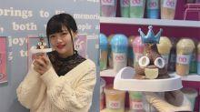 Sorvete de cocô é a mais recente tendência em Tóquio