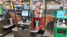 Woolworths shopper mocked over self-service complaint