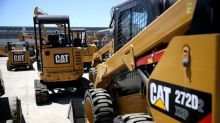 Caterpillar Rises as Company Cutting Production to Match Demand