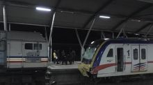 Loke: Train collision at Tanjung Malim under probe