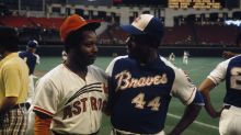 How Astros avoided giving up Hank Aaron's record-setting home run