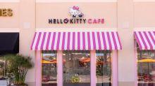 La cafetería temática de Hello Kitty que promete ser un éxito
