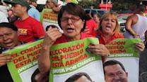 Ailing Chavez Returns to Venezuela From Cuba