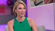 Amy Robach Recounts How Her Life Changed After Breast Cancer Diagnosis