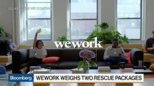 SoftBank Said to Plan $5 Billion Rescue of WeWork