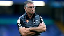 Nigel Pearson regrets not having chance to finish job of keeping Watford up