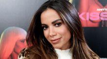La brasileña Anitta conmemora su primera aparición en la lista de Billboard
