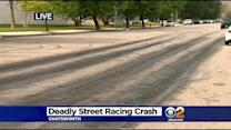 Police Investigating Deadly Crash In Chatsworth Possibly Caused By Street Racing