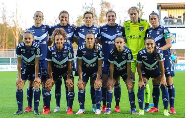 How did the D2 ladies's group manufacture it to the Champions League in 5 years?
