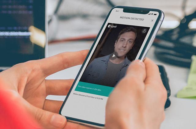 August's smart doorbells now include 24 hours of video recording