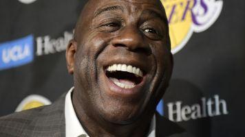 Did Magic's big mouth cost the Lakers Kawhi?