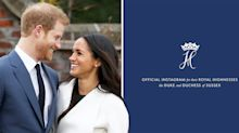 Meghan and Harry's Instagram breaks world record with 2 million followers overnight