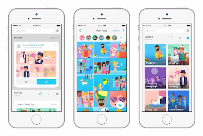 Here's why you can't get Facebook's latest photo app in Europe