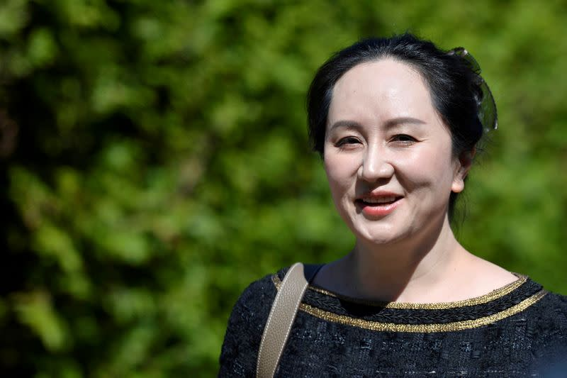 Huawei CFO asks Canadian court to stay extradition process