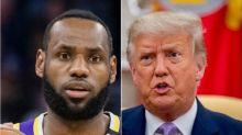 LeBron James Dunks On Donald Trump's Claim He Won't Watch NBA If Players Take A Knee