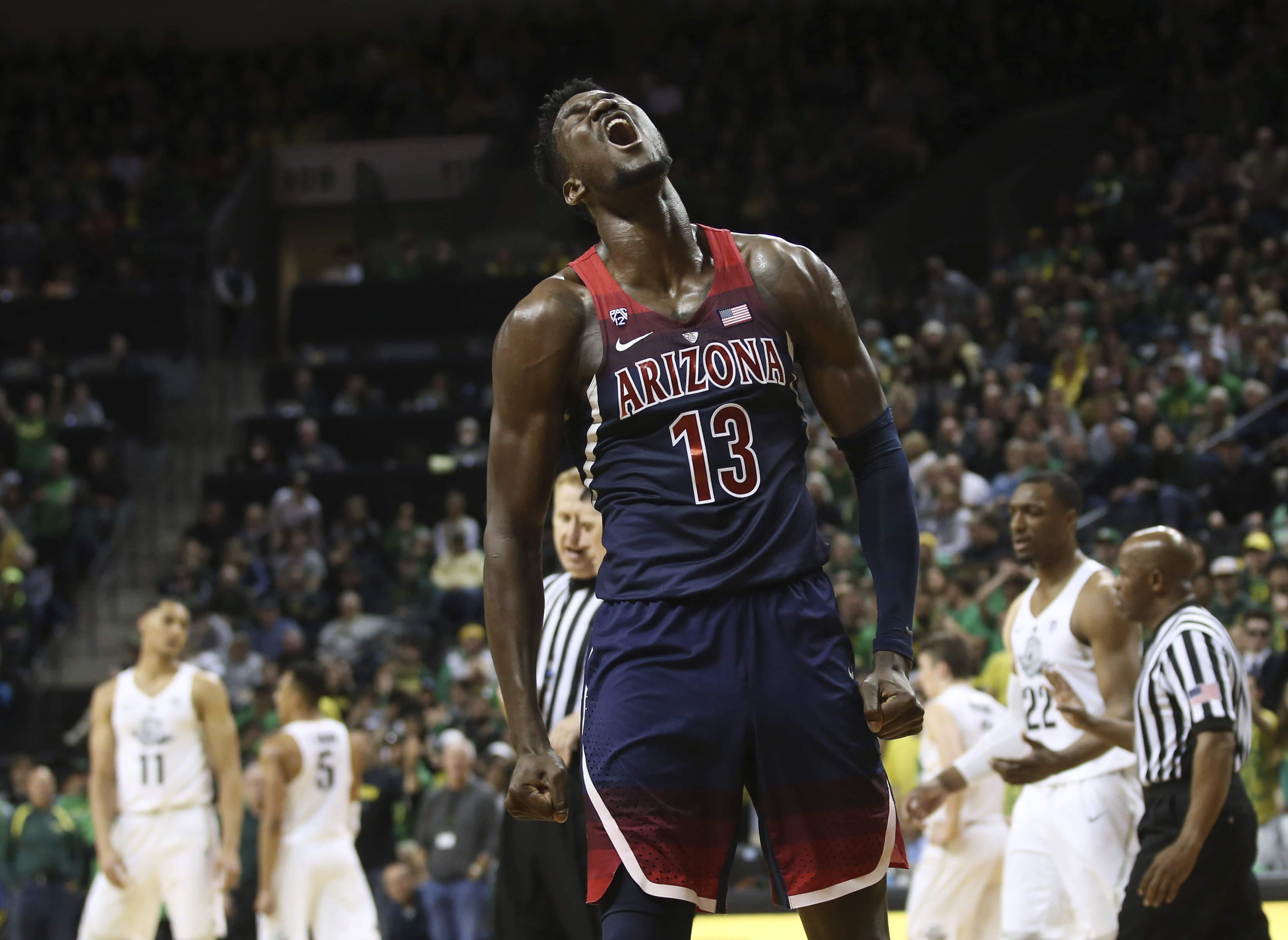 Arizona loses despite Deandre Ayton's dominant showing amid FBI scandal