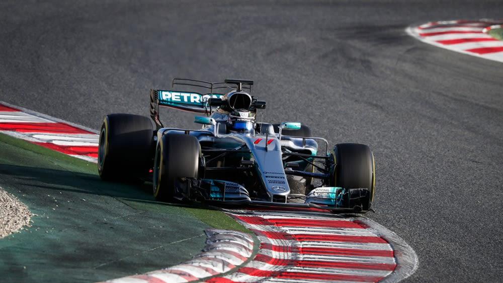 F1開幕站Mercedes打算用最新版引擎