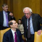 Senate Democrats call for automatic stimulus checks and extra unemployment benefits