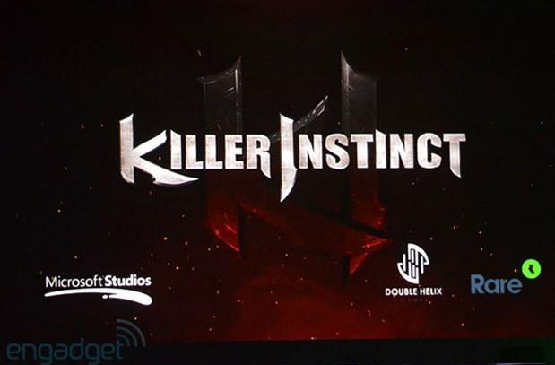Killer Instinct returns as an Xbox One-exclusive title (updated)