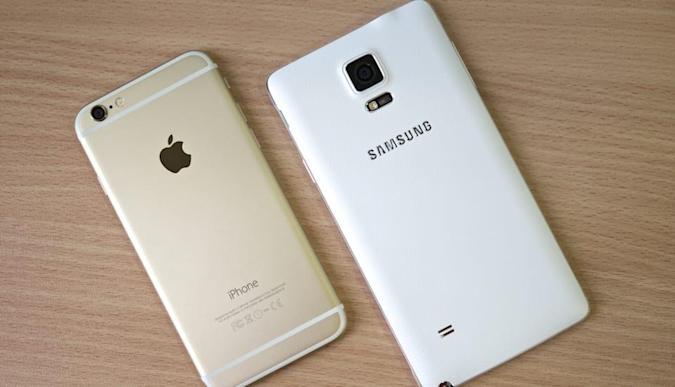 Big tech companies back Samsung in court case against Apple