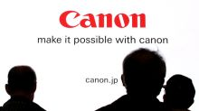 Canon cuts full-year outlook on lean demand for cameras, chip equipment