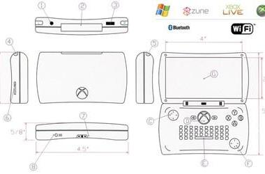 Xbox Handheld idea? Send it to this guy