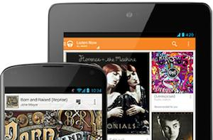 Google Music coming to iOS this month